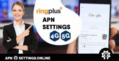 ringplus apn settings