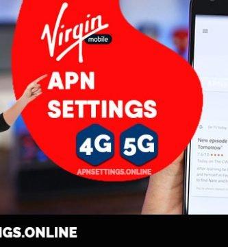virgin mobile apn settings for android ios